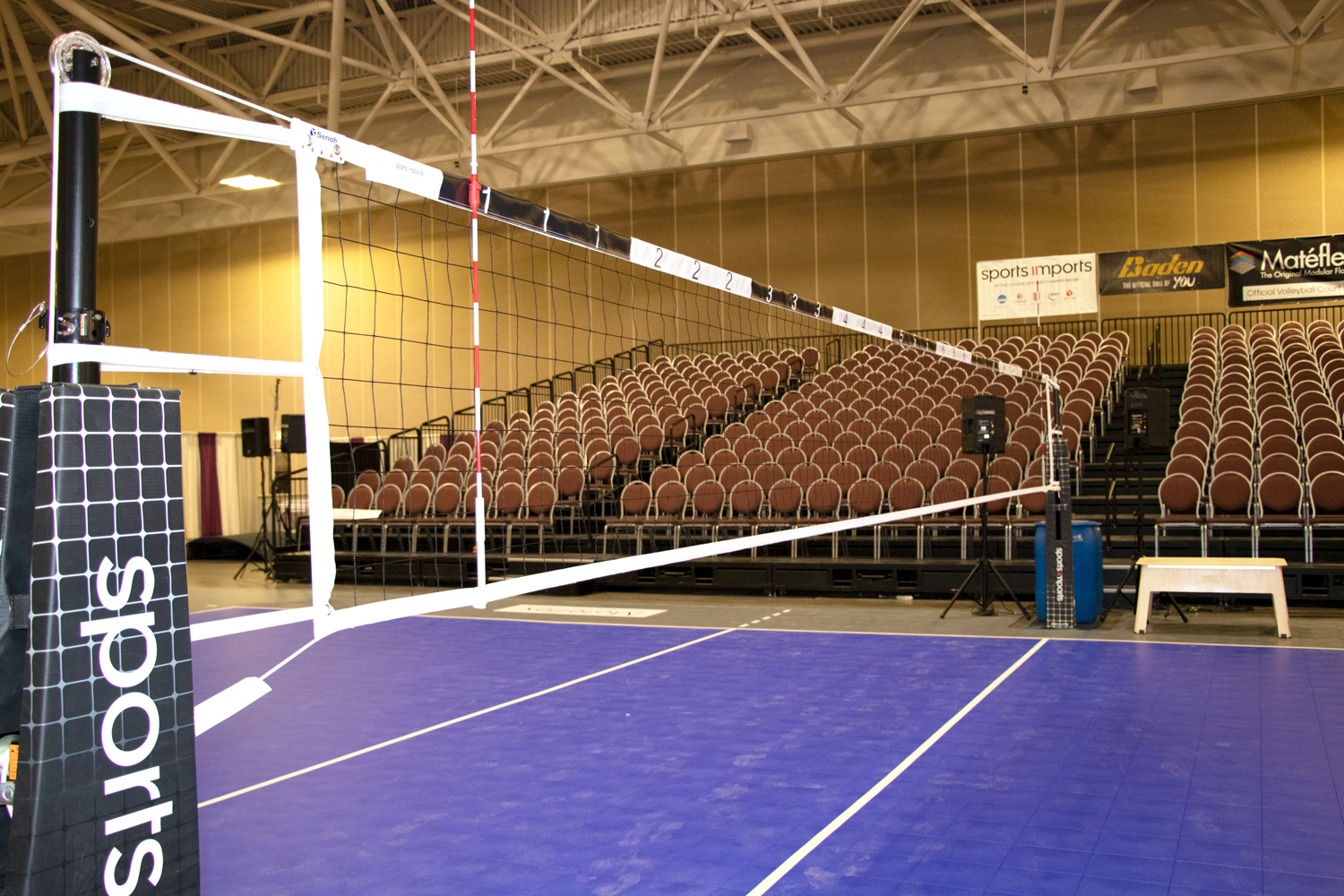 volleyball net training equipment from Sports Imports