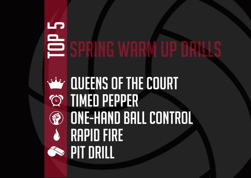 Volleyball Training Drills