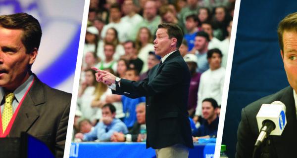 Volleyball Coaches Spotlight Charlie Sullivan