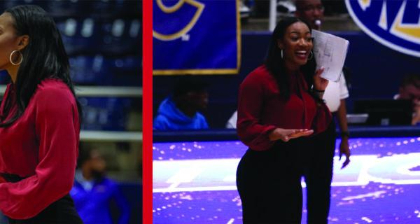 Ciara Jones Volleyball Coach