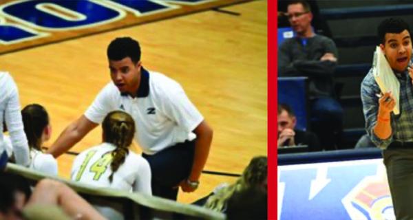 Jordan Armstrong volleyball coach