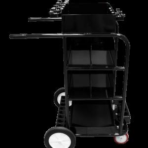 Badminton Storage Cart