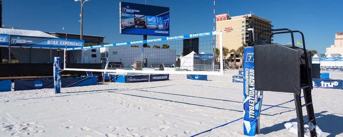 SV15 Beach Volleyball Equipment