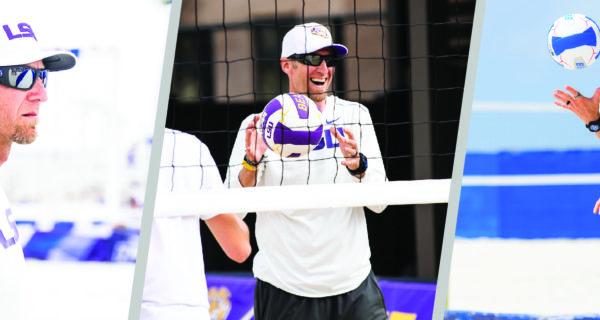Russel Brock Beach Volleyball