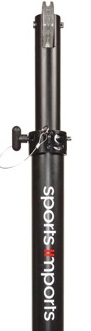 lightweight 19 pound all carbon volleyball pole