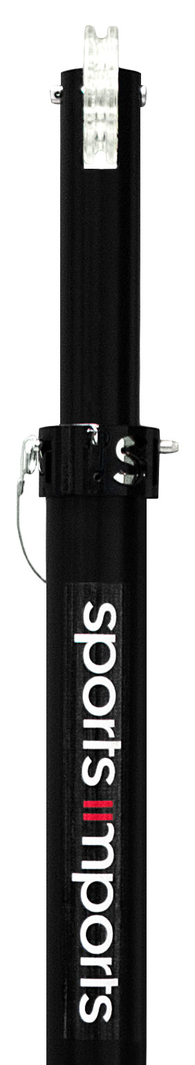 Si 1 Indoor Carbon Fiber Volleyball Pole Sports Imports