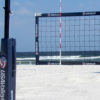 Professional Beach Volleyball Net
