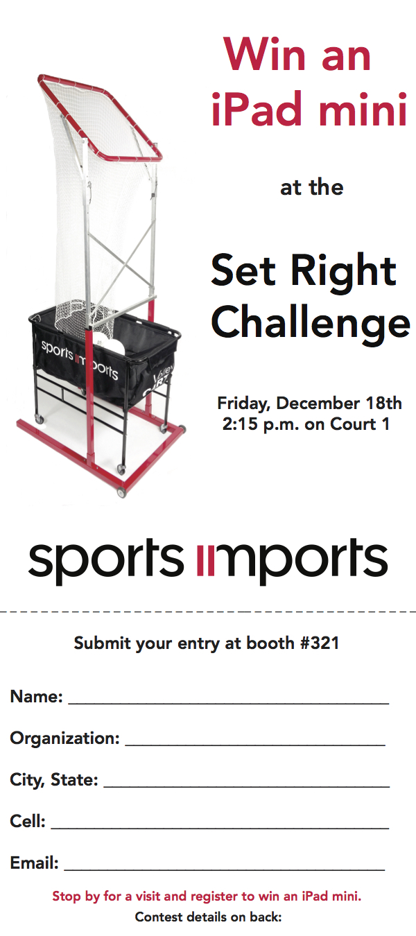 AVCA Volleyball Net System sports imports booth volleyball poles karch kiraly