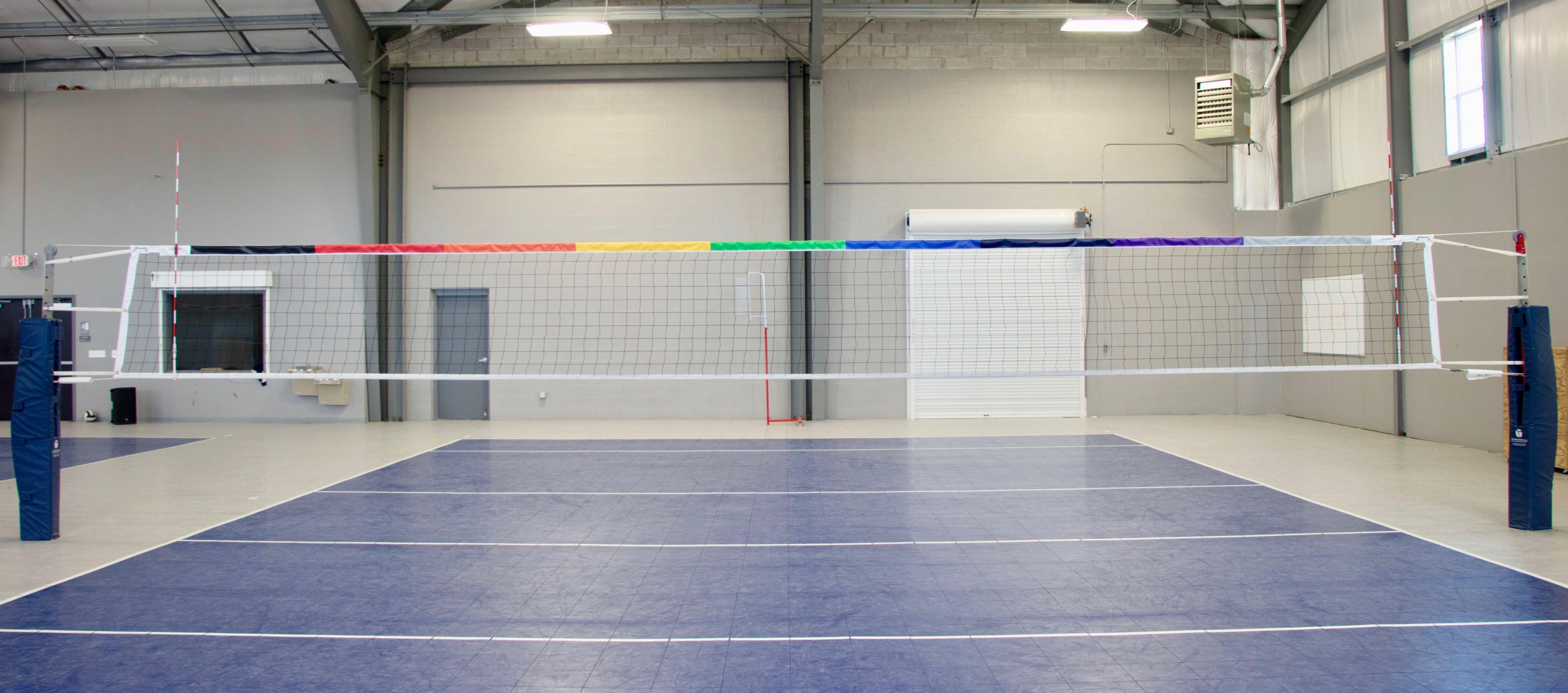 Standard Badminton Net Indoor Outdoor Sports Volleyball Training Ball Exercise