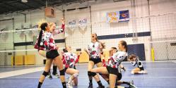 Volleyball club team
