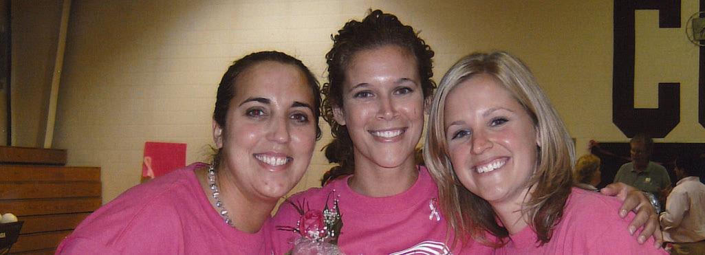 Dig Pink for Breast Cancer Awareness