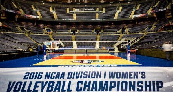 Volleyball equipment - NCAA Championships