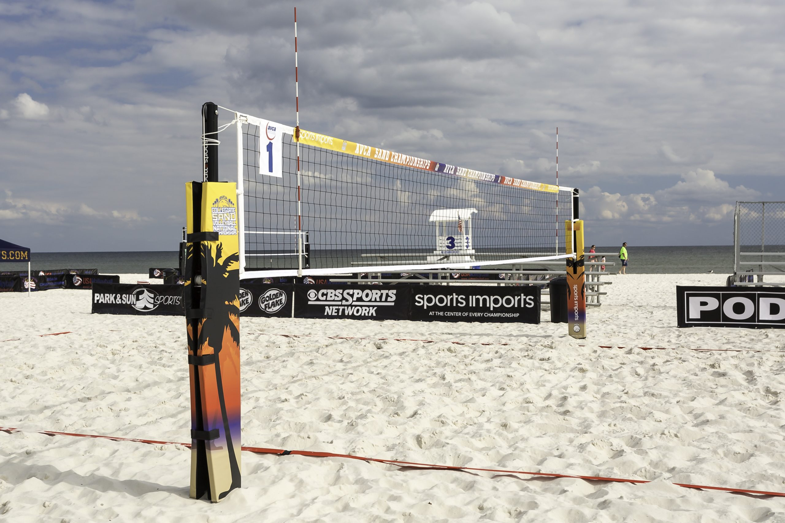Beach Volleyball Outdoor Volleyball College Championships