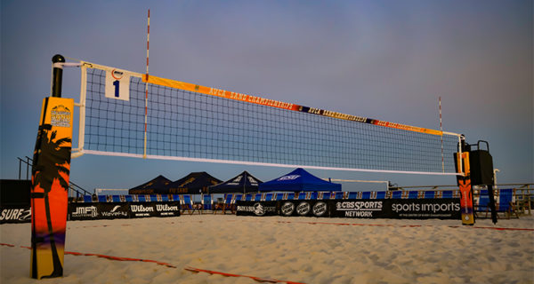 Customized Volleyball Net System