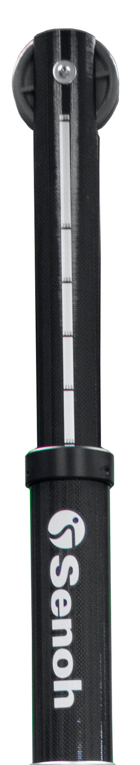 DE5300:  Senoh Carbon Volleyball Pole