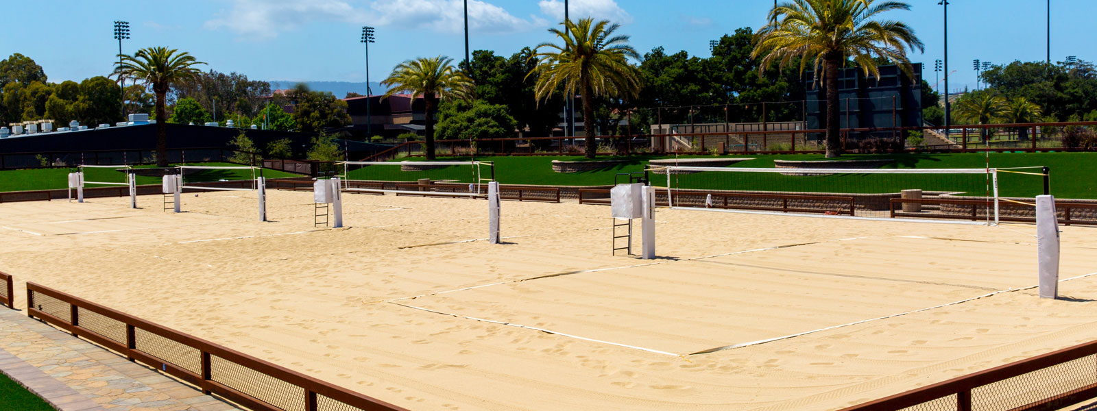 How To Build A Beach Volleyball Court Sports Imports Sports Imports