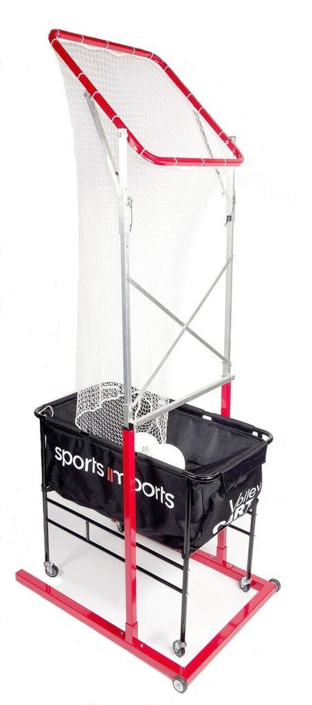 Volleyball Training Tool, Ball cart