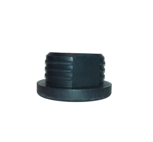 rubber end plug for volleyball pole