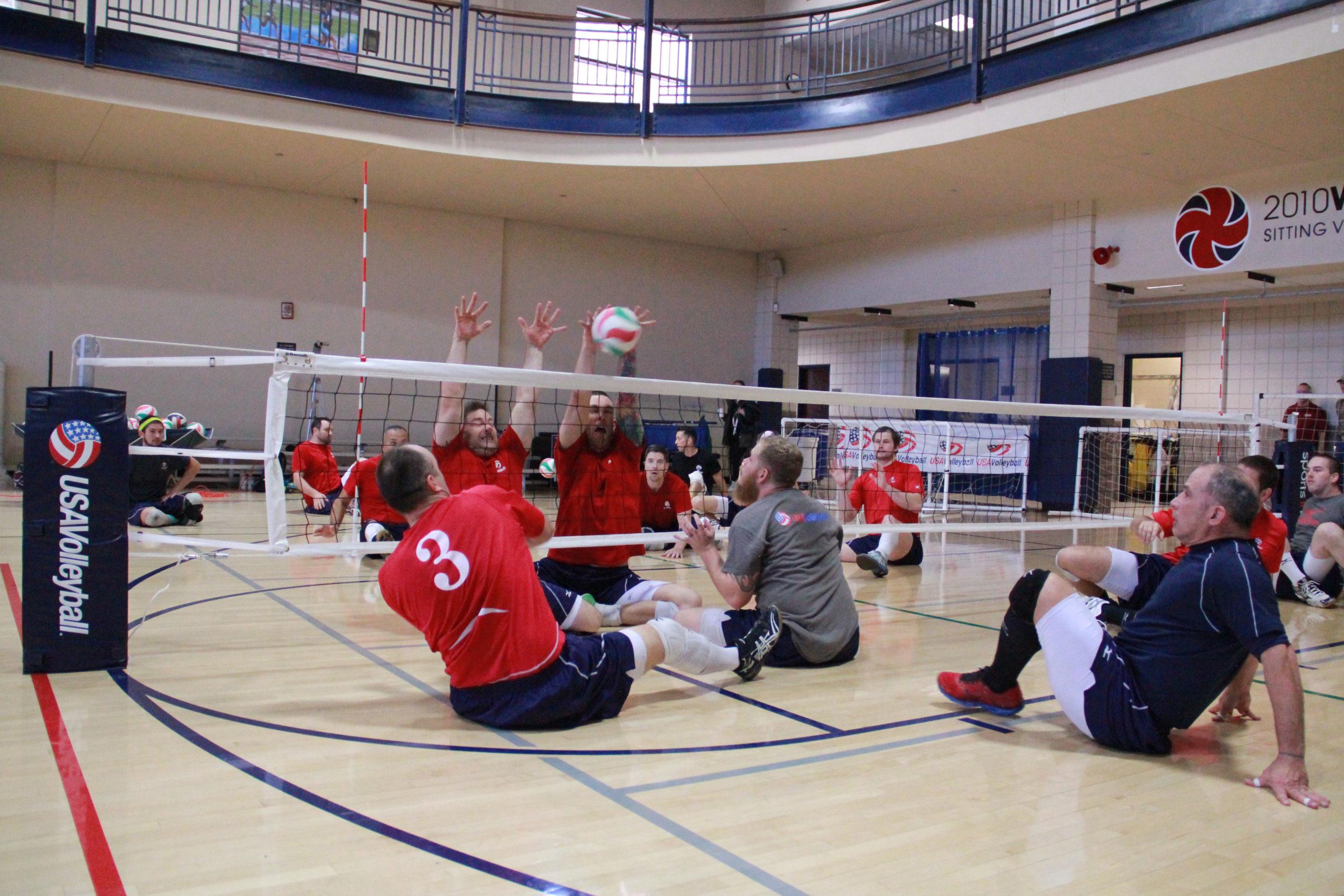 Sitting Volleyball Equipment