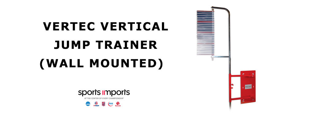 Vertec Vertical Jump Trainer Wall Mounted