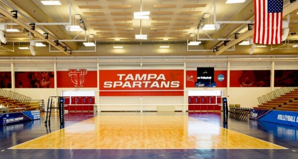 Sports Imports At the Center of the NCAA Division II Women's Volleyball Championships