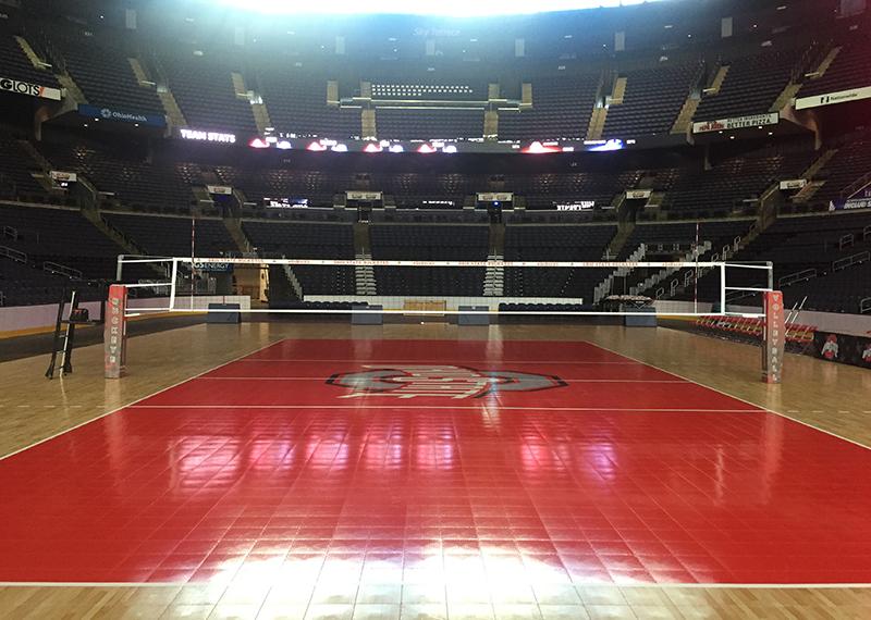 Regulation Indoor and Outdoor Volleyball Net Heights